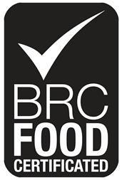 BRC Food Certificated-Black